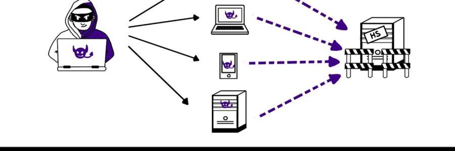 Qu'est-ce qu'une attaque DDoS? Comment ça marche?